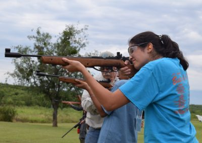 Texas Wildlife Conservation Camp